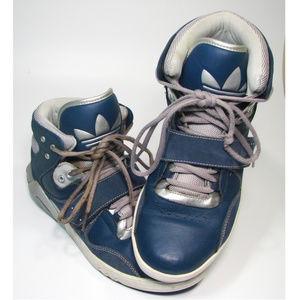 adidas Originals Roundhouse Mens Blue Silver